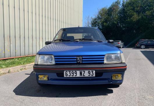 205 GTI 1.9L 130 CV